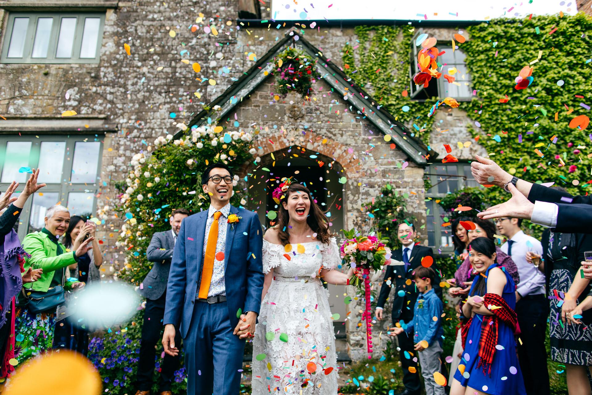 Ash Barton Estate Wedding Venue in Devon