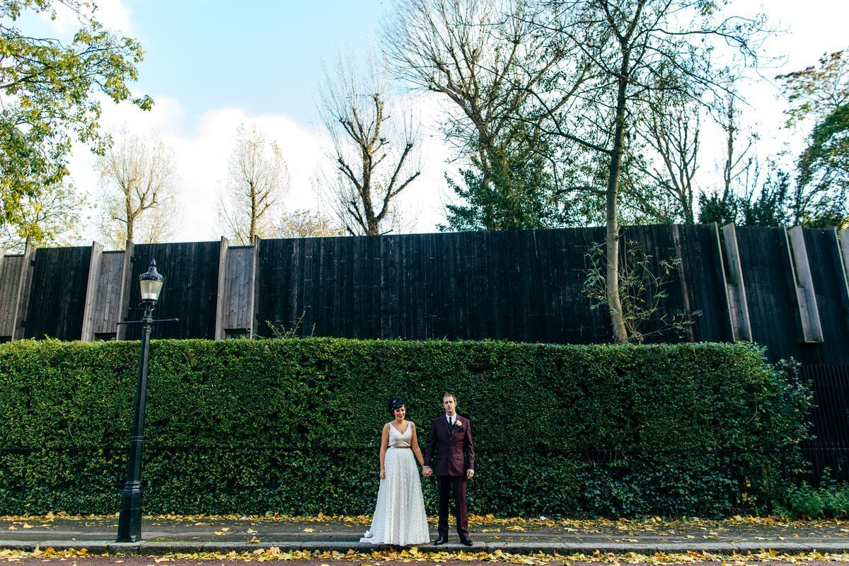 Bush Hall Wedding Photographer