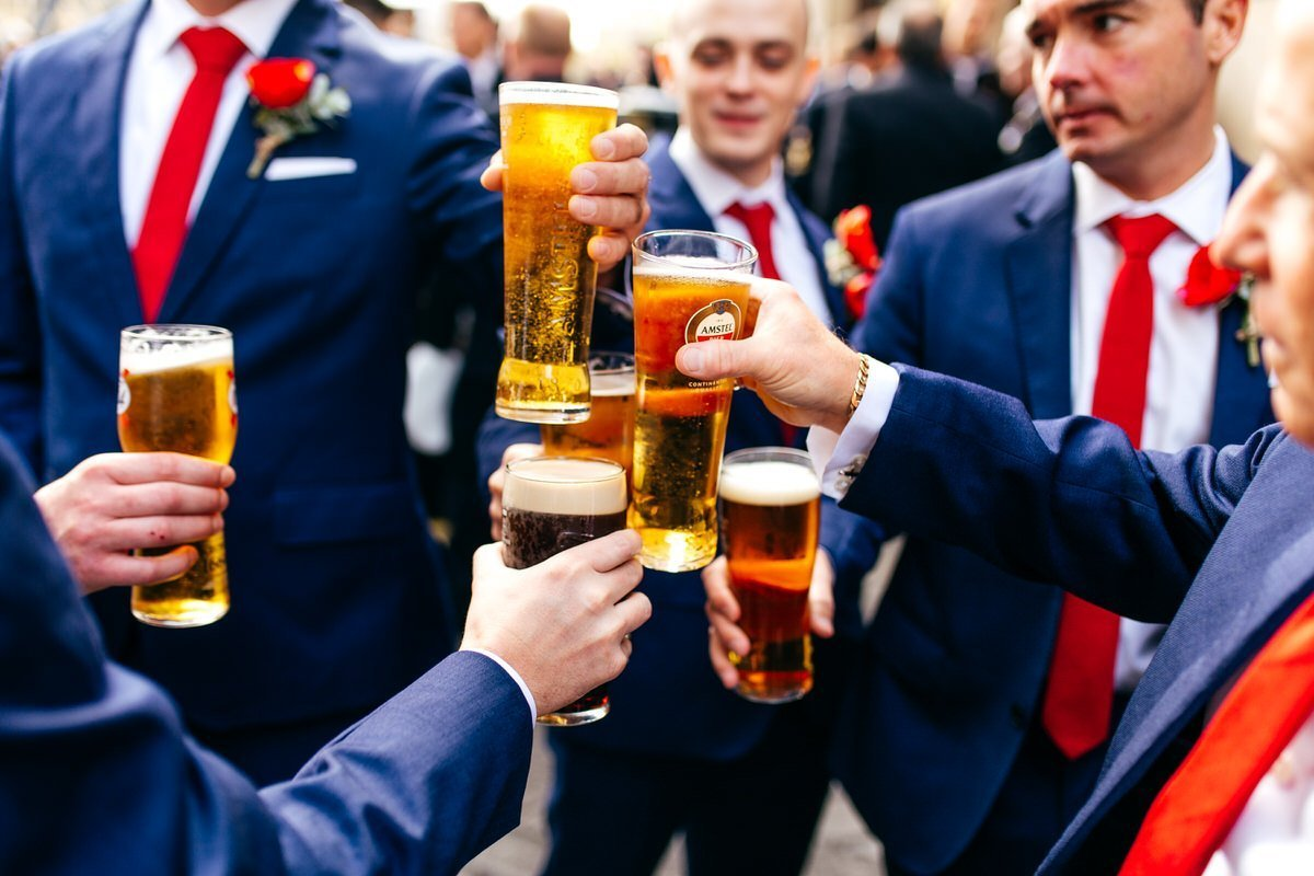 Drinking Games as Fun Wedding Entertainment Ideas