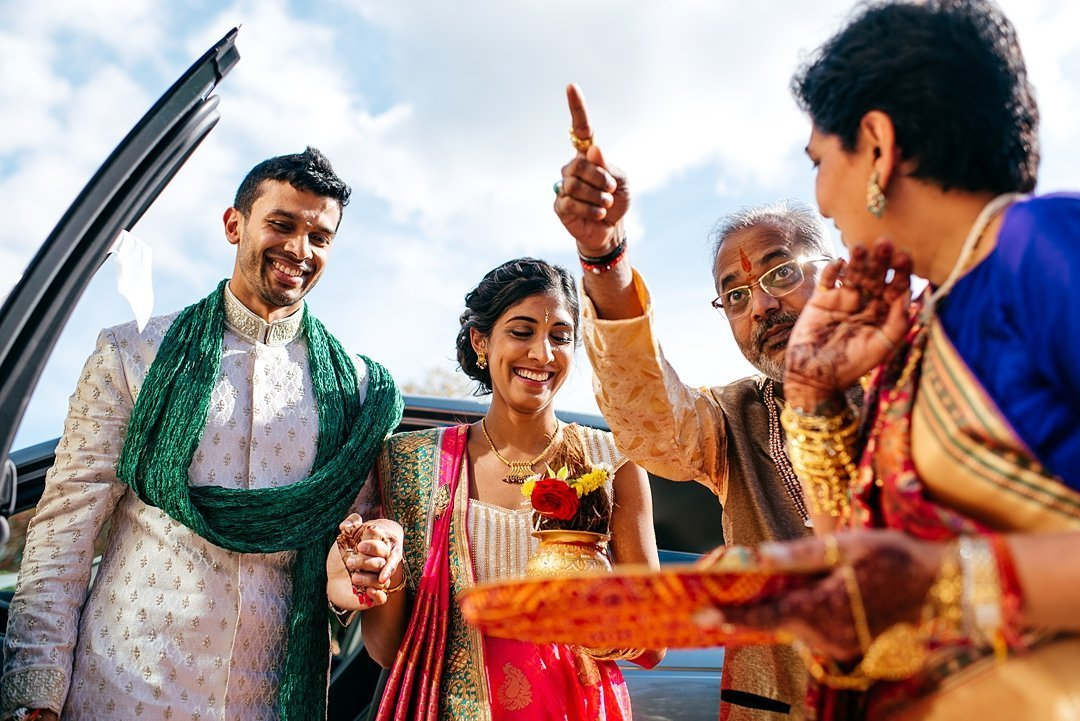 colourful Indian Wedding in London