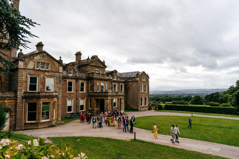 Hestercombe Gardens Wedding Venue